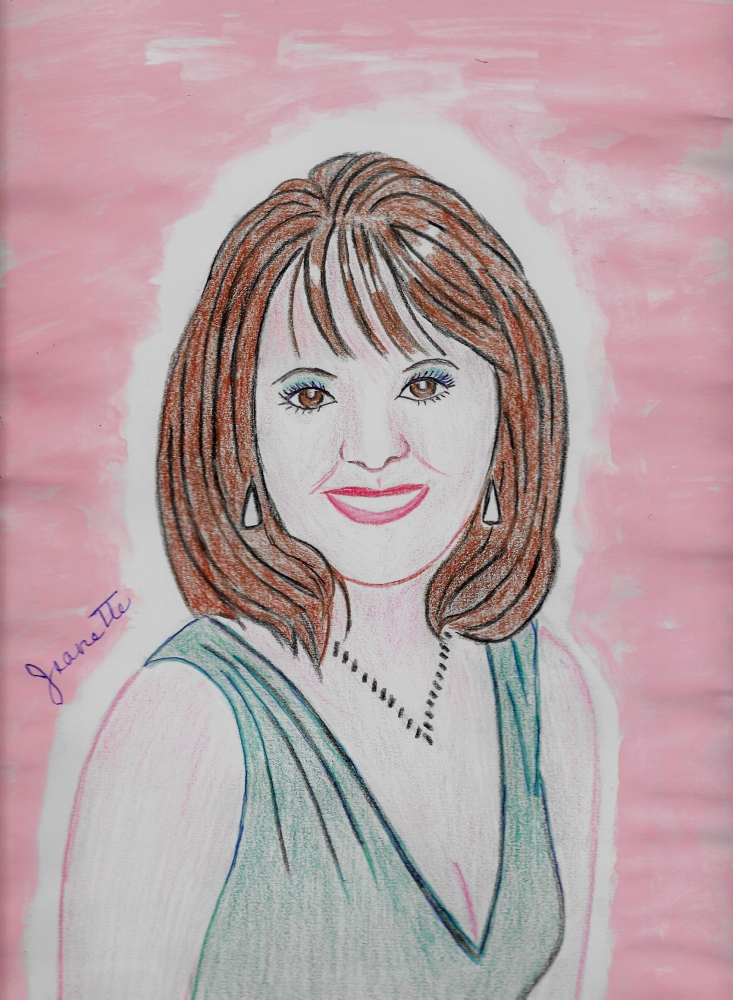 Sally Field par Jeanette